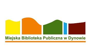 Logo Miejskiej Biblioteki Publicznej w Dynowie